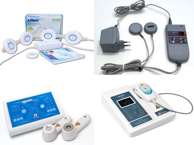 Аппарат Витафон для эффективного лечения суставов