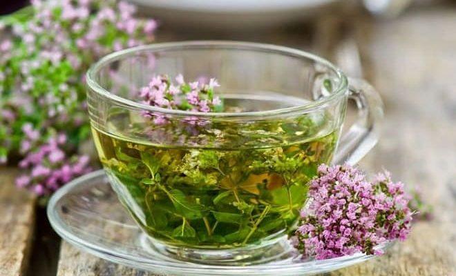 Чай из лечебных трав