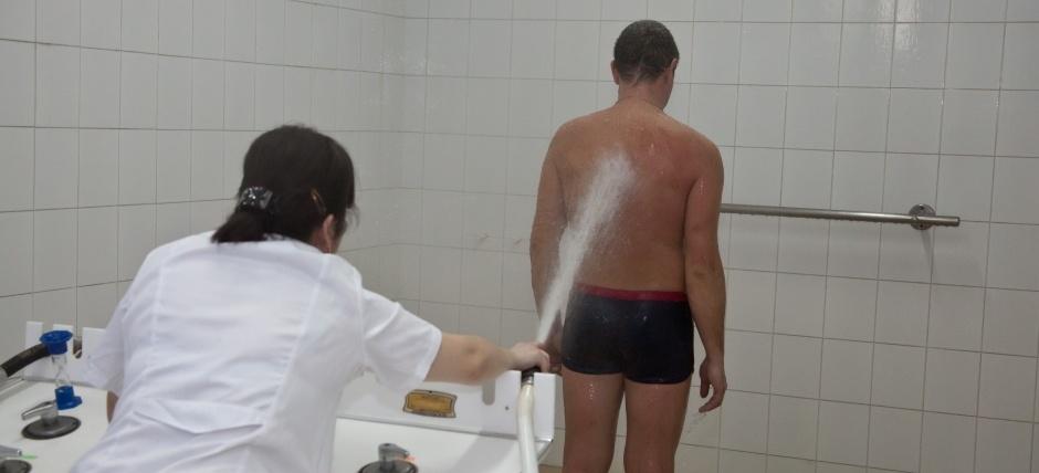 Лечение простатита в санатории Кисловодска
