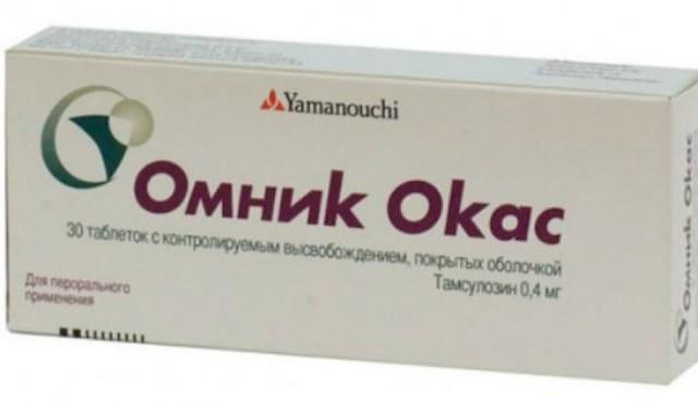 Омник: инструкция по применению таблеток, состав и форма выпуска препарата
