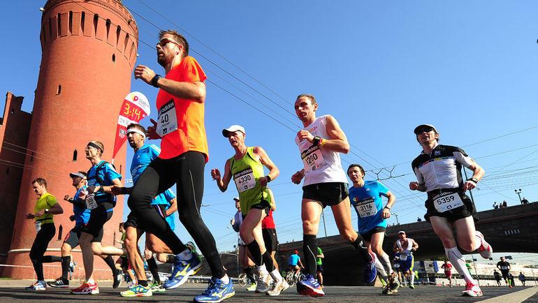 Регулярные занятия спортом пойдут вам только на пользу. Фото Антон Сергиенко